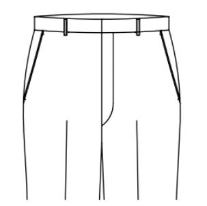 no-pleats-flat-front